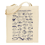 Fishes of the Adriatic Sea Tote Bag